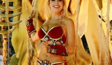 Imagen de Hoy Virginia Gallardo se presentará en el Carnaval de Dolores