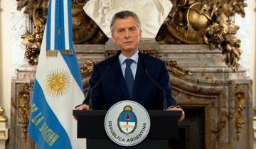 Imagen de Qué cambios introduce Macri con el anuncio de la extinción de dominio