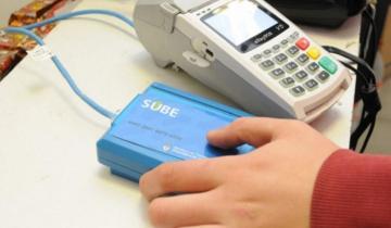 Imagen de El lunes y martes no se podrá cargar tarjetas SUBE ni celulares en kioscos