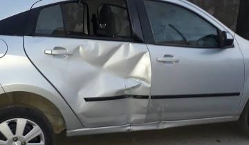 Imagen de Un herido tras un accidente de tránsito en Dolores