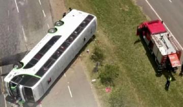 Imagen de Tragedia en la Ruta 2: según los peritajes, no había fallas sobre el pavimento