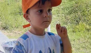 Imagen de Conmoción en Neuquén: encontraron muerto al nene de 3 años que estaba perdido desde ayer