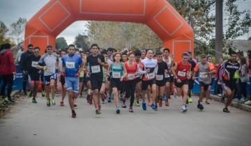 Imagen de Arranca el Duatlón Regional 2019 en Tordillo