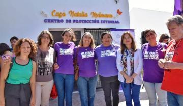 """Imagen de Miramar: inauguraron el Centro de Protección Integral """"Natalia Melmann"""" para víctimas de violencias de género"""