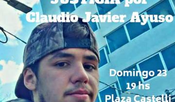Imagen de Convocan a marchar para reclamar justicia por Claudio Javier Ayuso
