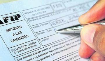 Imagen de Qué cambiará en el Impuesto a las Ganancias a partir de enero y qué montos deberán pagarse
