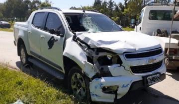 Imagen de Tragedia en Miramar: alumno llegaba a la escuela y murió atropellado por una camioneta
