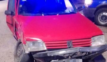 Imagen de Dolores: dos menores resultaron heridos tras un accidente de tránsito