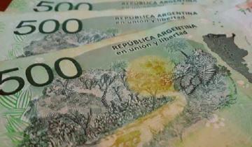 Imagen de General Lavalle: Rodríguez Ponte pagará un bono de 2.000 pesos a municipales