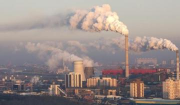 Imagen de Por el aislamiento mundial la contaminación ambiental disminuyó notablemente