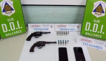 Imagen de Cometieron asaltos en Miramar y Mar del Plata: cayeron en Balcarce