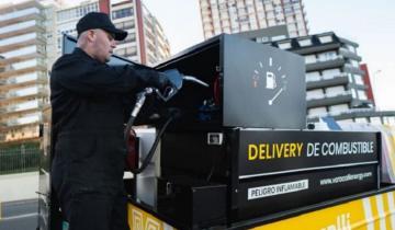 Imagen de El primer delivery de combustible del país ya funciona en Mar del Plata