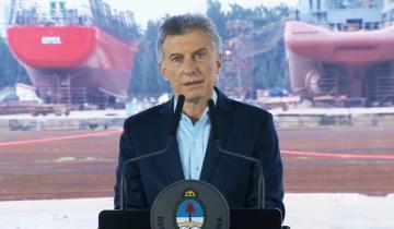 Imagen de Qué dijo Macri tras las medidas económicas anunciadas ayer