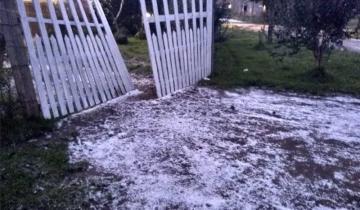 Imagen de Otra vez anuncian que podría nevar en el sur de la Costa Atlántica bonaerense