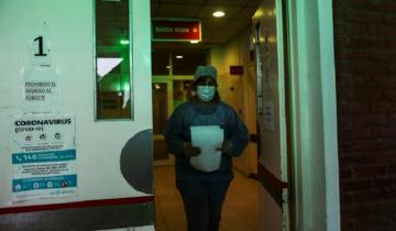 Imagen de Día Internacional de la Enfermería: una celebración marcada por el peor momento de la pandemia en Argentina