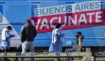 Imagen de El tren sanitario comienza un nuevo recorrido y en octubre estará en distritos de la región