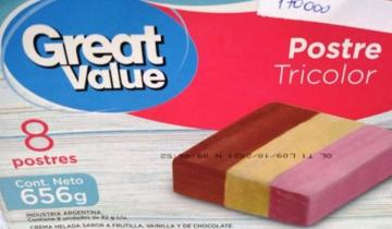 Imagen de La ANMAT prohibió un helado tricolor por la presencia de una bacteria