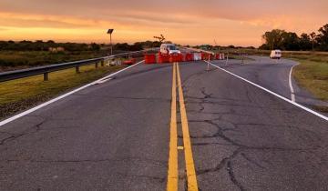 Imagen de Luego de cinco años, AUBASA terminó el puente del Canal A en la Ruta 11