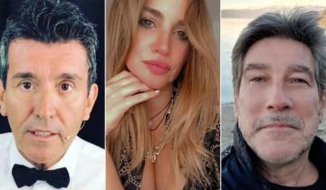 Imagen de Más contagios luego de ir al programa de Lizy Tagliani: dieron positivo de coronavirus Pachu Peña, Belen Francese y Miguel Ángel Cherutti