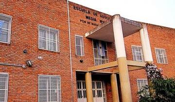 Imagen de Cierran una escuela por tuberculosis