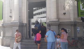 Imagen de Los mayores de 60 años, con prioridad en el Banco Provincia de Dolores