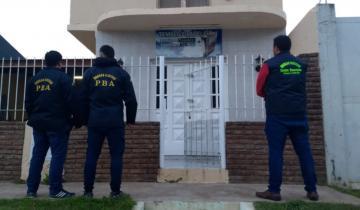 Imagen de Red de trata de personas: allanan templos evangélicos en la región