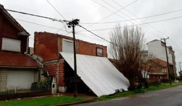 Imagen de El día después de otro temporal histórico: continúa el alerta amarilla por vientos para la Región