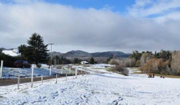 Imagen de ¿Nevará este domingo en Tandil? Se espera un frente frío polar para el fin de semana