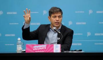 Imagen de La Provincia firmó un convenio para la compra de 15 millones de dosis de la vacuna india Covaxin