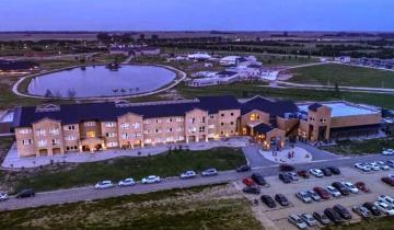 Imagen de Dolores: esta semana reabre el hotel del Parque Termal y la semana próxima vuelven las canchas de fútbol 5