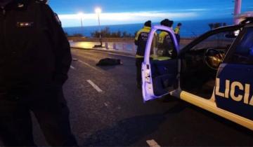 Imagen de Mar del Plata: un muerto en un trágico accidente en Playa Chica