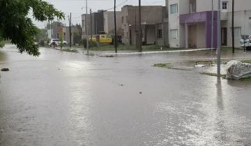 Imagen de Alerta meteorológico para la Región por lluvias y tormentas de variada intensidad