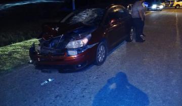 Imagen de Tragedia en Mar Chiquita: un bombero salió para acudir a un incendio,atropelló y mató a un hombre