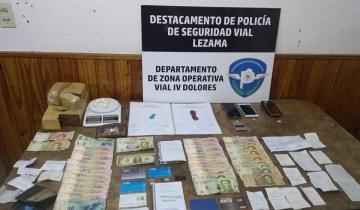Imagen de Cuatro personas de Las Toninas detenidas por circular con drogas
