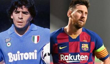 Imagen de Leo Messi deja Barcelona: 30 años después, los puntos en común con la salida de Maradona de Napoli