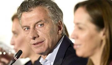 Imagen de Por primera vez en el Gobierno aceptan que Vidal podría ser la candidata en reemplazo de Macri