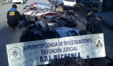 Imagen de Allanamiento: desguazaban en Necochea autos que se robaban en Mar del Plata