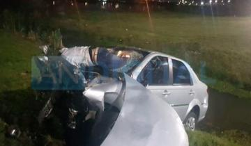 Imagen de Murió un comisario en un accidente de tránsito