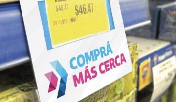 """Imagen de Cuáles son los 23 productos con precios de referencia del programa """"Comprá más cerca"""""""
