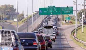 Imagen de Rige una restricción para la circulación de camiones en las rutas de la región