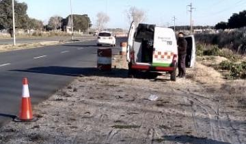 Imagen de Control de velocidad sobre la Ruta 11: la Municipalidad de General Lavalle aclaró que no está operativo ni cobra multas