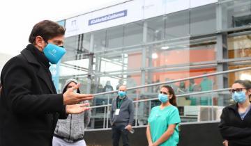 """Imagen de Kicillof sobre la expansión del Coronavirus: """"Estamos en lo peor de la pandemia"""""""