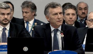 """Imagen de La BBC, durísima: """"¿Por qué Argentina está en el G20 si tiene una de las economías más frágiles del mundo?"""""""
