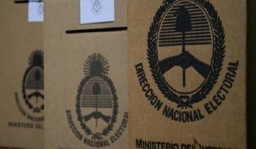 Imagen de La Cámara Electoral intimó al Gobierno a que entregue el software del escrutinio provisorio