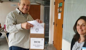 Imagen de Paredi vuelve a ser intendente de Mar Chiquita