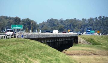 Imagen de Realizarán mejoras en la Autovía 2, entre La Plata y Dolores