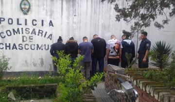 Imagen de Atrapan a una banda de colombianos que robó en una casa de Chascomús