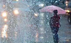 Imagen de Alerta meteorológico por intensas lluvias en la región