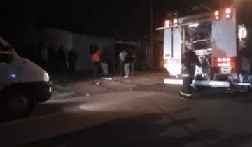 Imagen de Un joven murió en un incendio que se desató en Ayacucho
