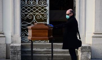 Imagen de Cifra récord: Italia registró 627 muertos por coronavirus en un solo día